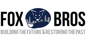 Fox Bros Construction Logo